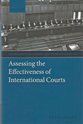 Cover of Assessing the Effectiveness of International Courts