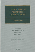 Cover of The Chemical Weapons Convention: A Commentary