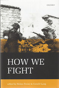 Cover of How We Fight: Ethics in War