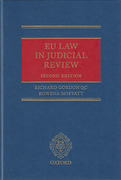 Cover of EU Law in Judicial Review