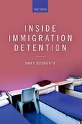 Cover of Inside Immigration Detention