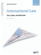 Cover of Complete International Law: Text, Cases and Materials