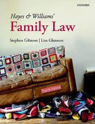 Cover of Hayes and Williams' Family Law