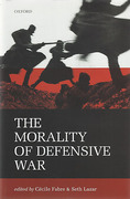 Cover of The Morality of Defensive War