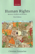 Cover of Human Rights: Between Idealism and Realism