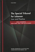 Cover of The Special Tribunal for Lebanon: Law and Practice