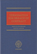 Cover of Termination for Breach of Contract