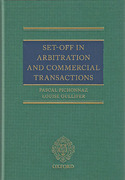Cover of Set-Off in Arbitration and Commercial Transactions