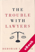 Cover of The Trouble with Lawyers (eBook)