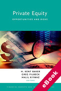 Cover of Private Equity: Opportunities and Risks (eBook)
