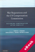 Cover of Gulf War Reparations and the UN Compensation Commission: Designing Compensation After Conflict (eBook)