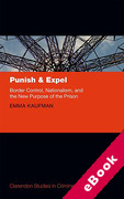Cover of Punish and Expel: Border Control, Nationalism, and the New Purpose of the Prison (eBook)
