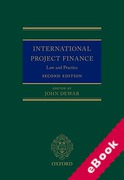 Cover of International Project Finance (eBook)