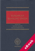 Cover of European Banking Union (eBook)