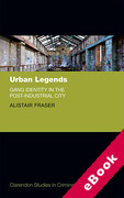 Cover of Urban Legends: Gang Identity in the Post-Industrial City (eBook)