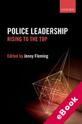 Cover of Police Leadership: Rising to the Top (eBook)