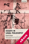 Cover of Essays in Legal Philosophy (eBook)
