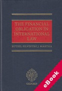 Cover of The Financial Obligation in International Law (eBook)