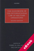 Cover of Handbook of the International Law of Military Operations (eBook)