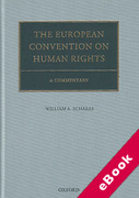 Cover of The European Convention on Human Rights: A Commentary (eBook)
