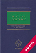 Cover of Privity of Contract (eBook)
