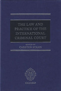 Cover of The Law and Practice of the International Criminal Court