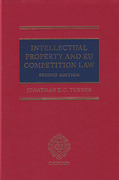Cover of Intellectual Property and EU Competition Law