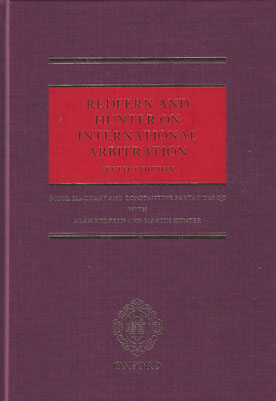 Wildy sons ltd the worlds legal bookshop search results for redfern hunter on international arbitration 6th ed fandeluxe Images