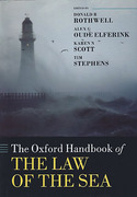 Cover of The Oxford Handbook of the Law of the Sea