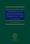 Cover of Principles of International Financial Law