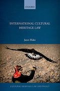 Cover of International Cultural Heritage Law