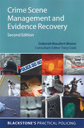 Cover of Crime Scene Management and Evidence Recovery