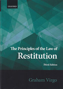 Cover of The Principles of the Law of Restitution