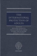Cover of International Protection of Adults