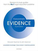 Cover of Concentrate: Evidence