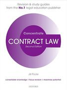 Cover of Concentrate: Contract Law