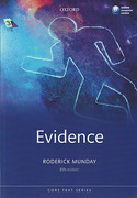 Cover of Core Text: Evidence