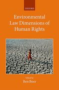 Cover of Environmental Law Dimensions of Human Rights