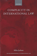 Cover of Complicity in International Law