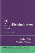 Cover of EU Anti-Discrimination Law