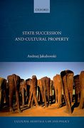 Cover of State Succession in Cultural Property