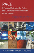 Cover of PACE: A Practical Guide to the PACE Act 1984