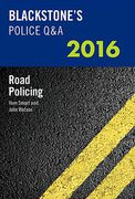 Cover of Blackstone's Police Q&A: Road Policing 2016
