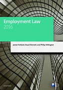 Cover of LPC: Employment Law 2016