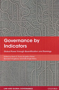 Cover of Governance by Indicators: Global Power Through Classification and Rankings
