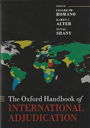 Cover of The Oxford Handbook of International Adjudication