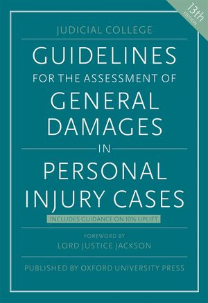 Judicial College Guidelines >> Wildy Sons Ltd The World S Legal Bookshop Search Results