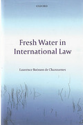 Cover of Fresh Water in International Law