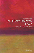 Cover of International Law: A Very Short Introduction