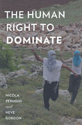 Cover of The Human Right to Dominate